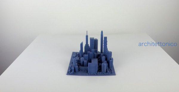 Modellino architettonico